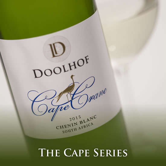Doolhof Cape Wine Series