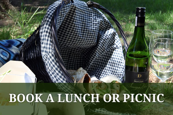 Book lunches or picnics