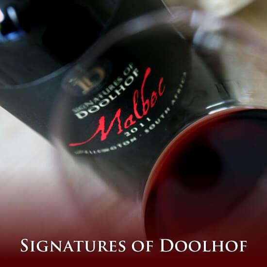 Doolhof Signatures of Doolhof Wines